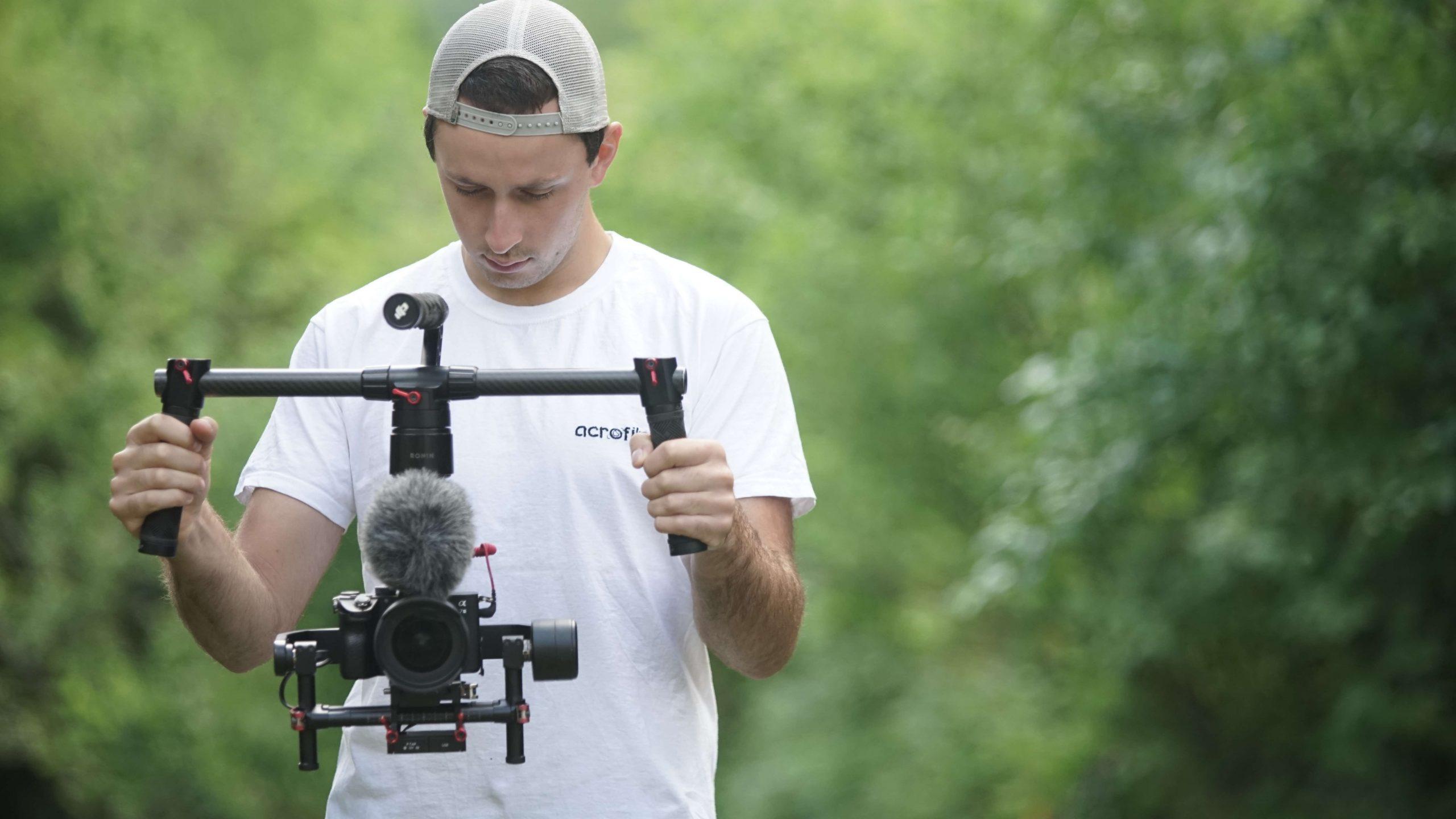 Vidéo Drone